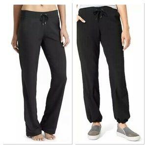 ATHLETA Black midtown Trouser pants